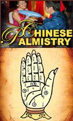 Chinese medische handanalyse: handlezen uit China.