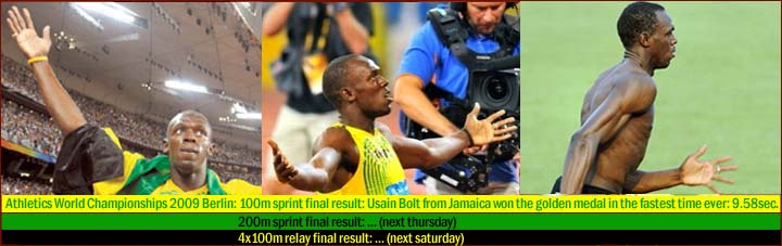 Usain Bolt has a low 2D:4D digit ratio.