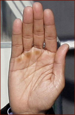 The right hand of the 44 president of the US: Barack Obama!