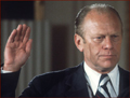 Gerald Ford - inauguration photo!