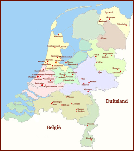 Palmistry & Palm Reading in The Netherlands.