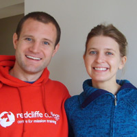 Paul & Sarah Tester, our CMS Mission Link partners in Peru