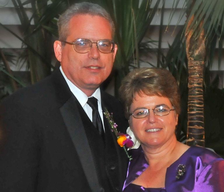 Darrell and Becky Fillpott