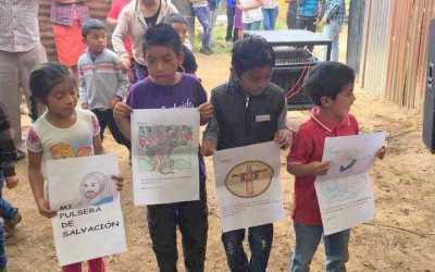 Child evangelism and feeding programs
