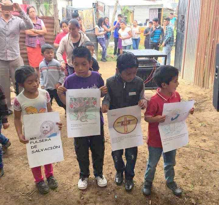 Child evangelism and feeding programs