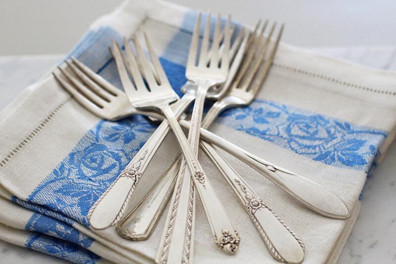 cutlery, utensils, forks