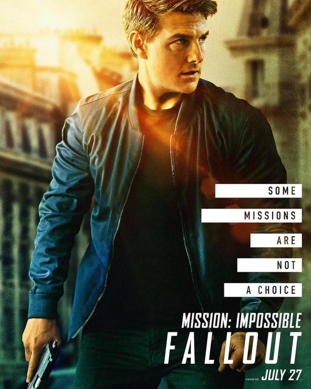 Tom Cruise pics 2018