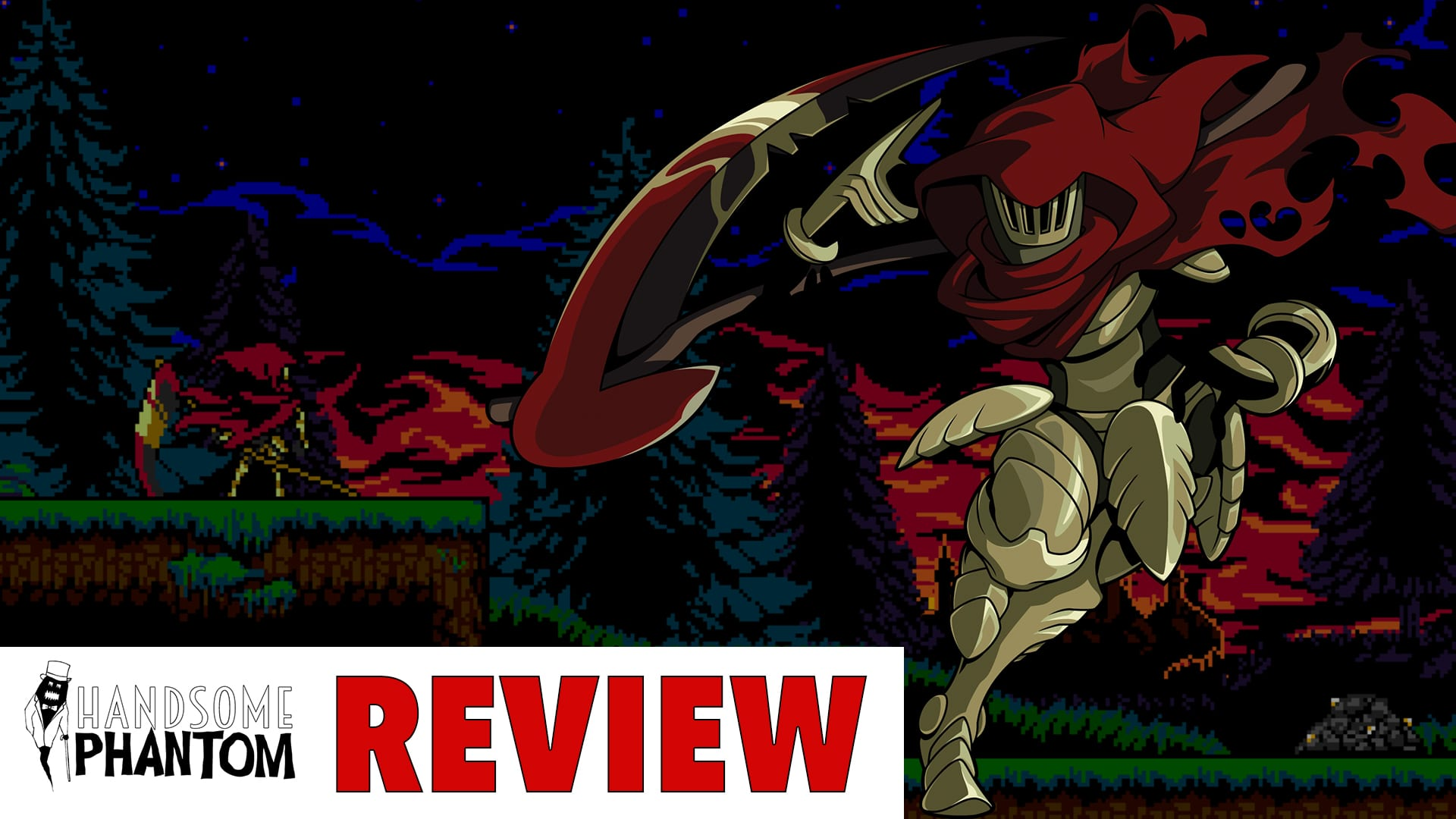 Shovel Knight Specter Of Torment What S Old Is New Again