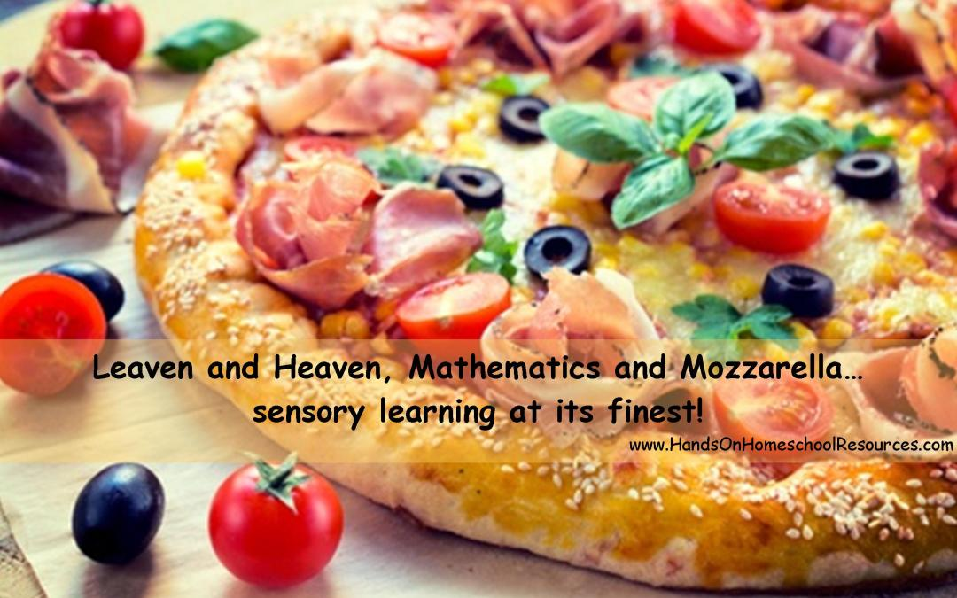 Pizza Pi: Math Lessons and More for Kinetic Learners