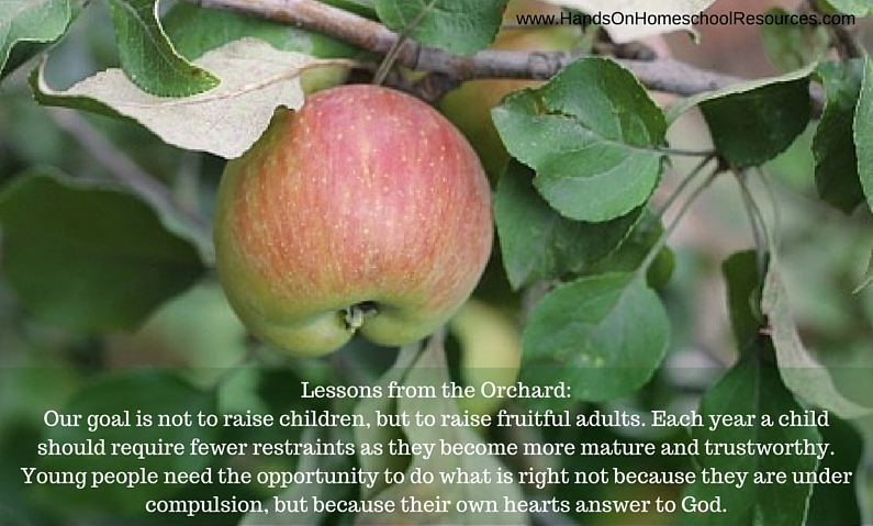 Lessons from the Orchard