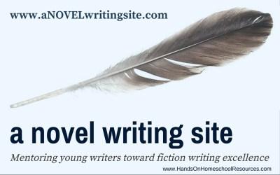 A NOVEL Writing Site