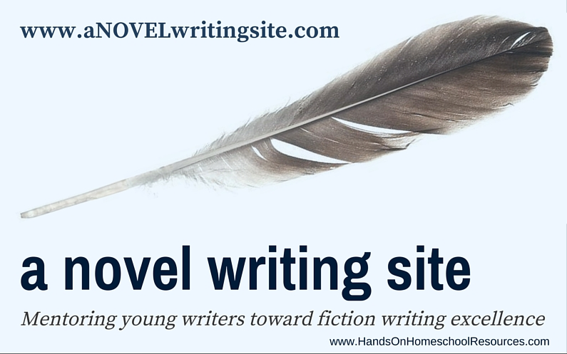 A NOVEL Writing Site