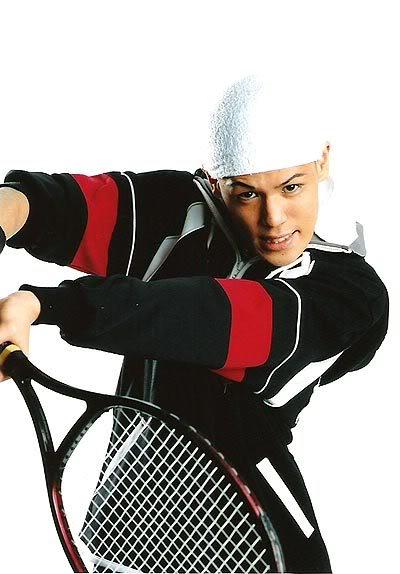 Tetsu Ishida- Prince of tennis musical (mamoru miyano)
