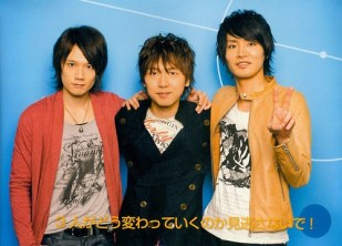 KENN, Shinnosuke Tachibana, Yoshimasa Hosoya