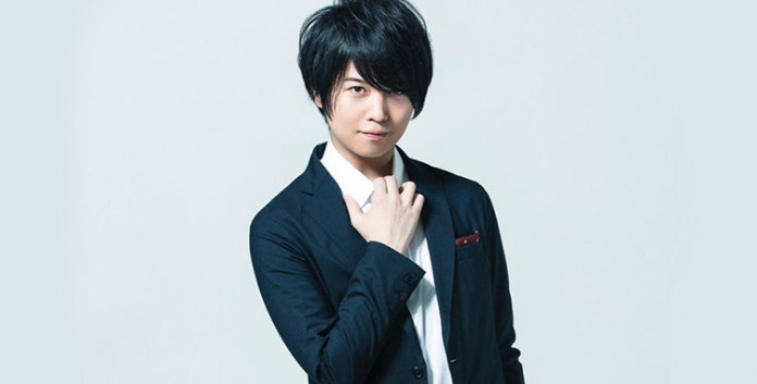 Soma Saito official debut promotional photo