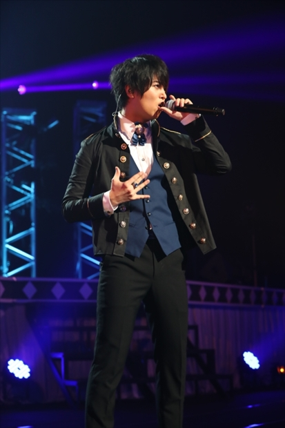 Saito @ Dance with Devils first event in 2015