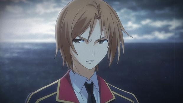 "Ichiya Suzaku in ""Qualidea Code"""