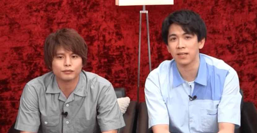 Karaoke Max – Shugo Nakamura and Kento Ito (May 2018)