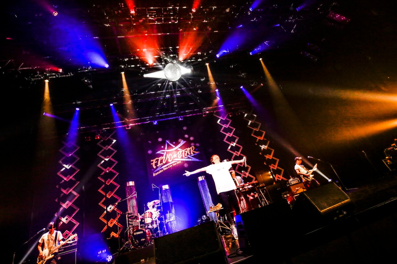 KENSHO ONO Live Tour 2018 ~FIVE STAR~