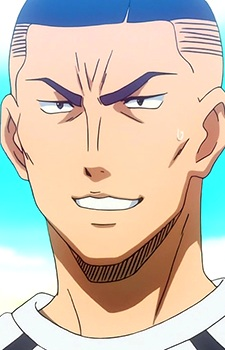 Kouichirou Tanba in Diamond no Ace