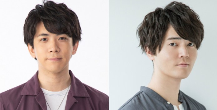 Kento Ito and Wataru Komada
