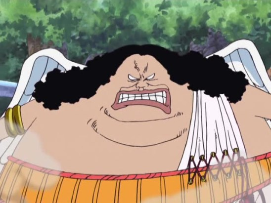 Yama in ONE PIECE (2003)