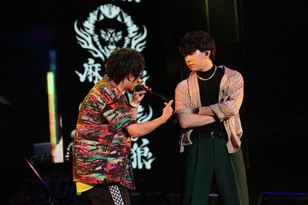 Hypnosis mic - Division Rap Battle - 4th LIVE @ Osaka Welcome to our Hood Yukihiro Nozuyama and Kento Ito