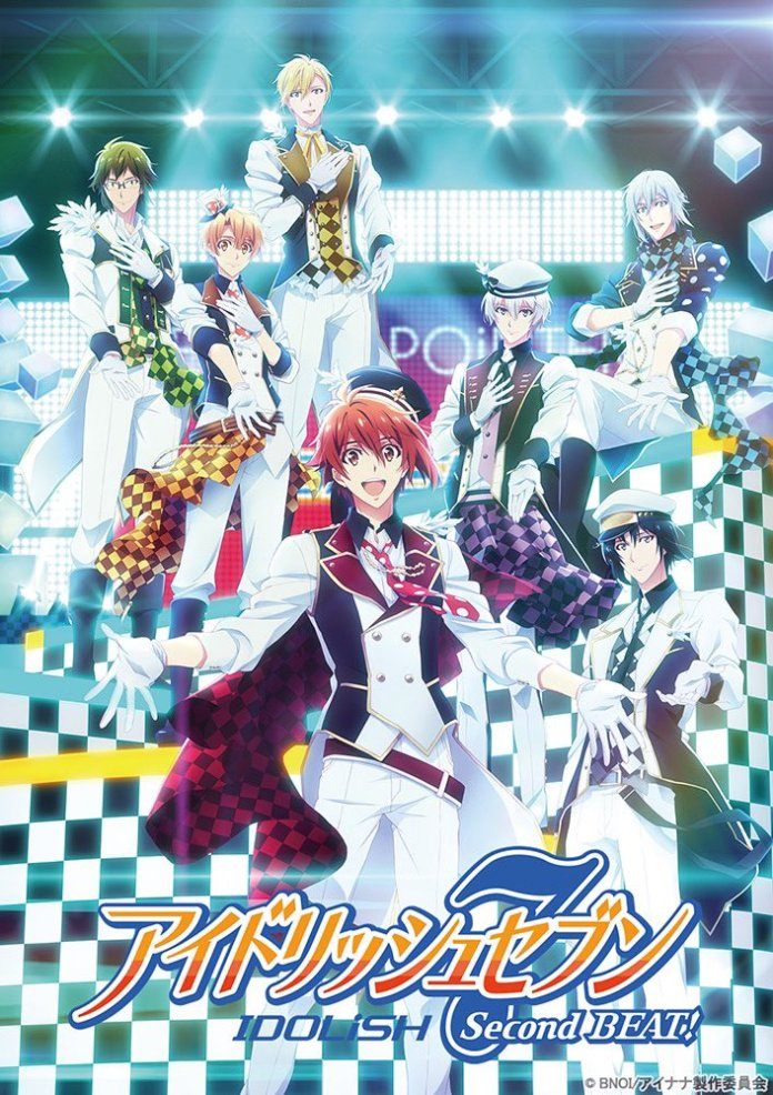 IDOLiSH7 second beat i7