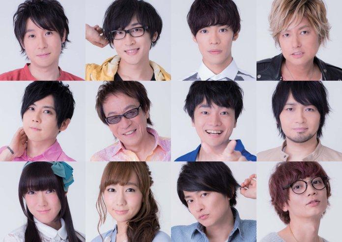 AD-LIVE 2016 cast
