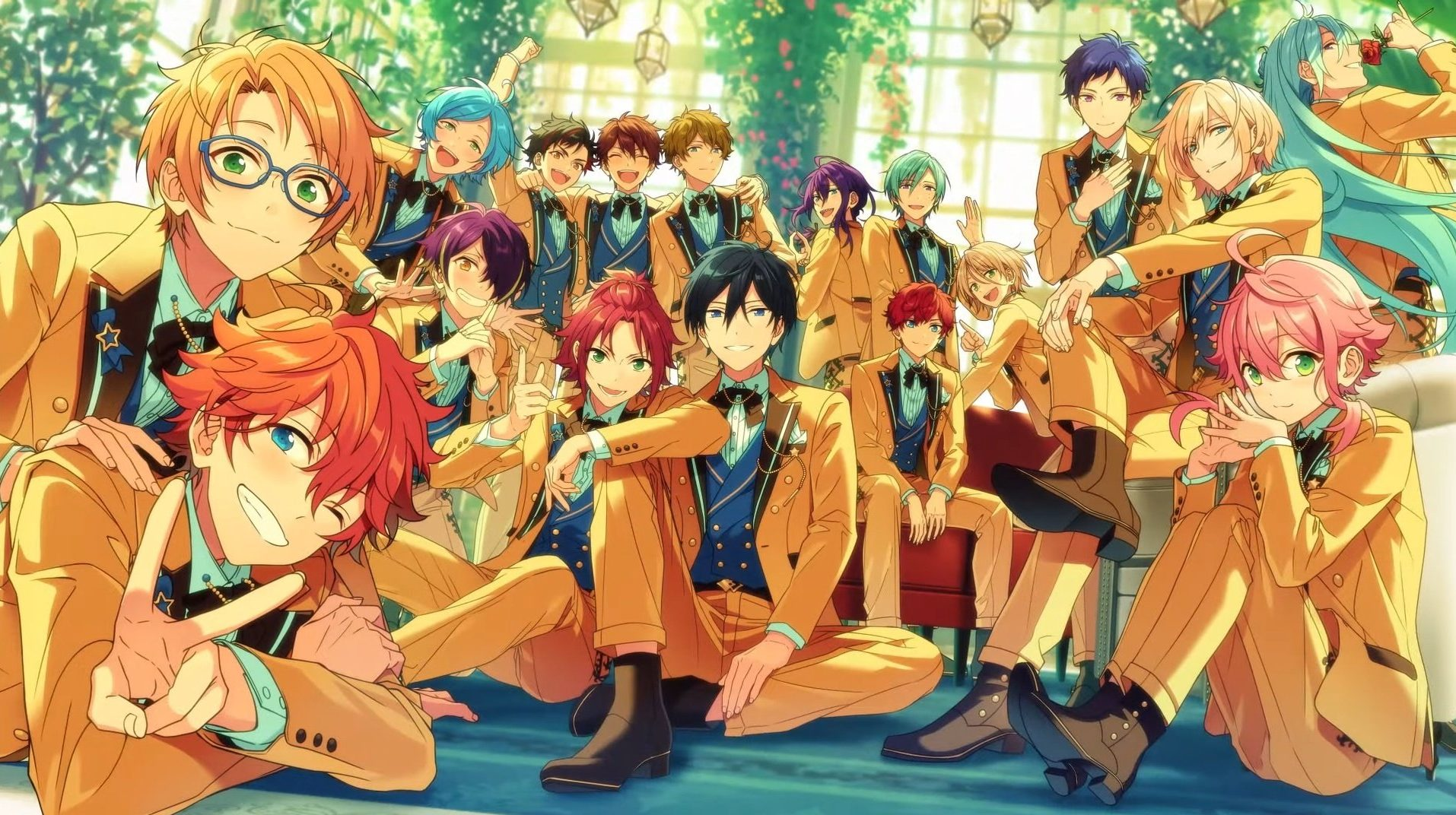 Ensemble Stars!! release special song to celebrate 5th anniversary ...