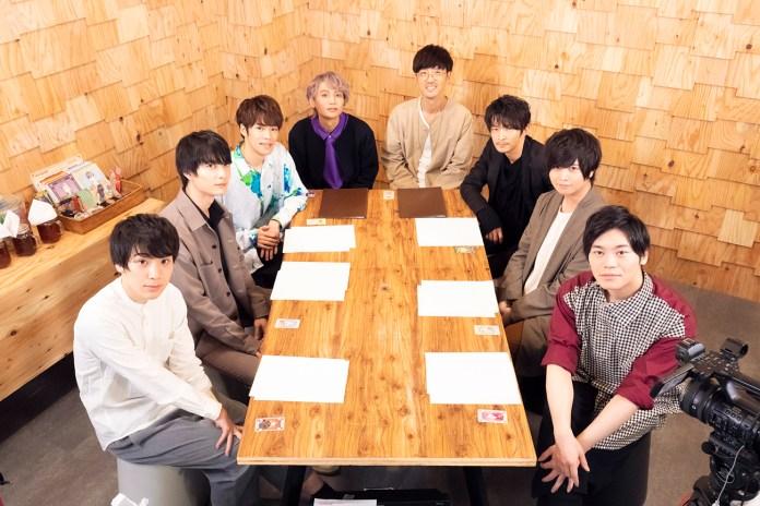 Kitsutsuki Tanteidokoro cast