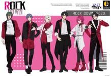 ROCK DOWN