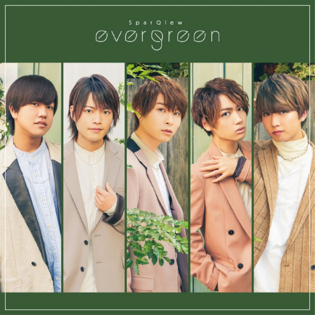 SparQlew evergreen regular