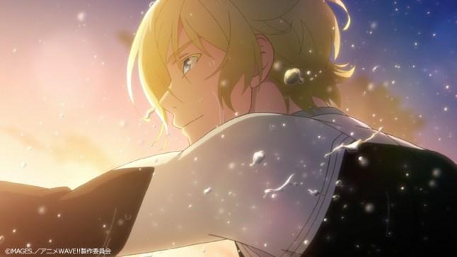 WAVE!! anime