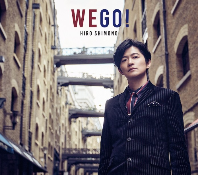 Hiro Shimono WE GO Kyanime edition