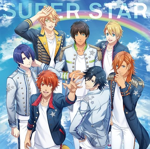 ST☆RISH's SUPER STAR