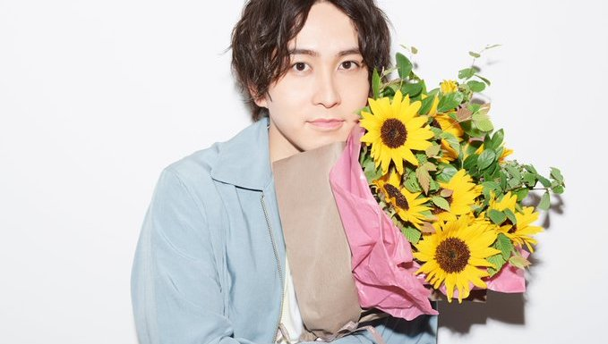Seiyuu MEN vol.18 Yoshiki Nakajima