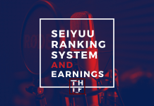 Seiyuu Ranking System and Earnings