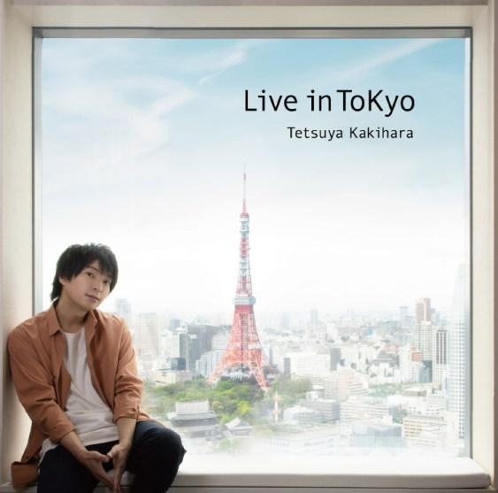 """Tetsuya Kakihara """"Live in ToKyo"""""""
