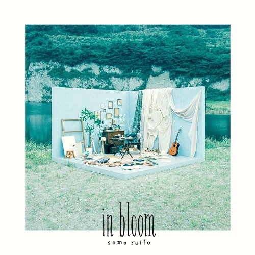 "Soma Saito ""in bloom"" regular edition"