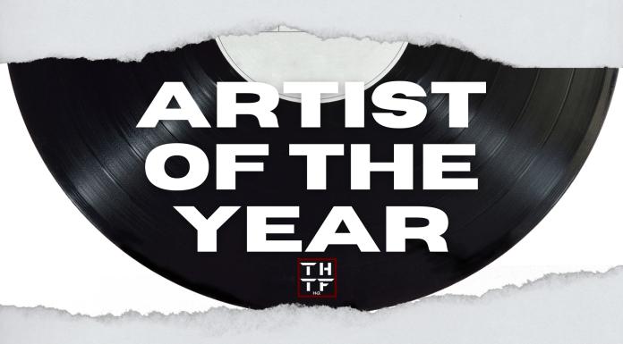 THTFHQ ARTIST OF THE YEAR 2020