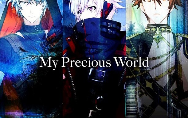 TRIGGER My Precious World