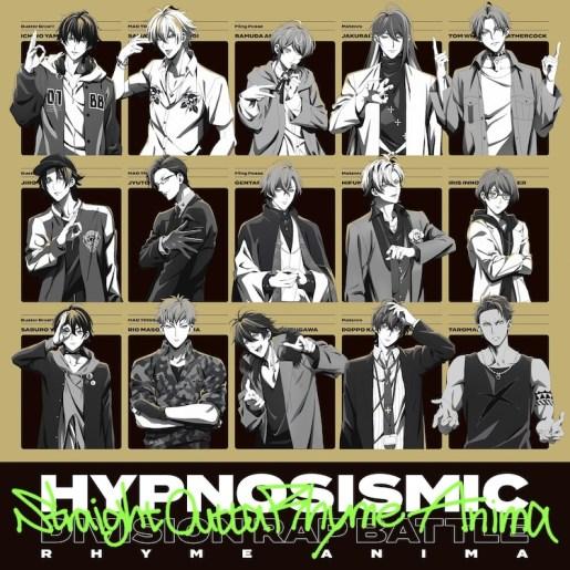 "Hypnosis Mic ""Straight Outta Rhyme Anima"""
