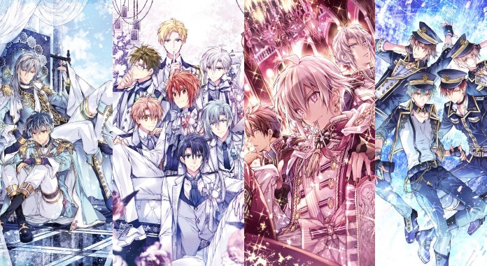 IDOLiSH7 franchise