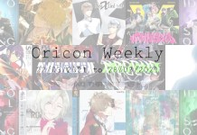 Oricon Weekly 4th Week March 2021