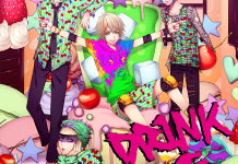 DRINK ME self-titled CD (2015)
