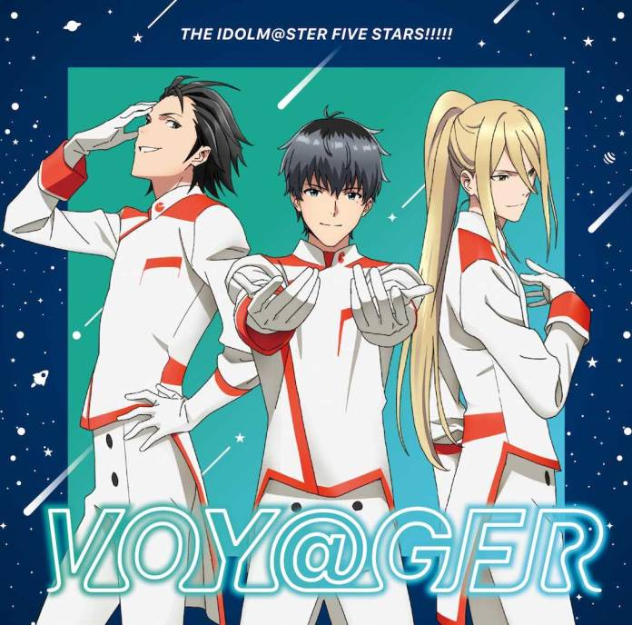 THE IDOLM@STER FIVE STARS!!!!! VOYAGER