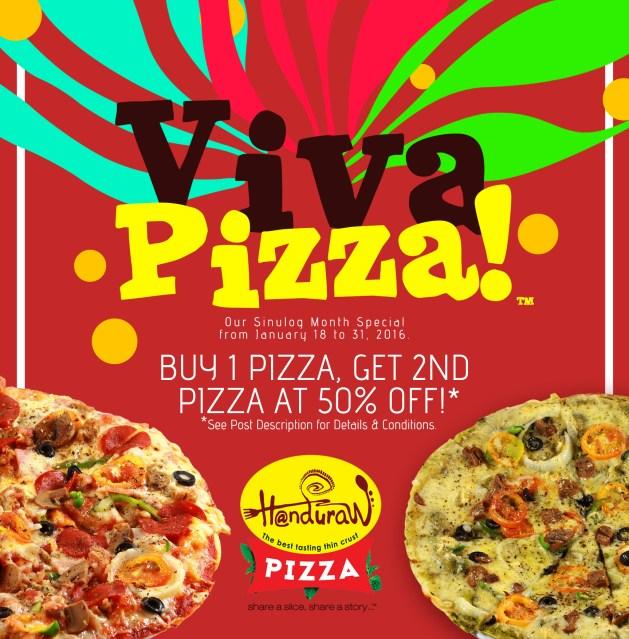 Viva Pizza 2016