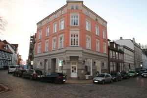 Atelier Ziege im Wohn- u. Geschäftshaus Ziegenmarkt 1