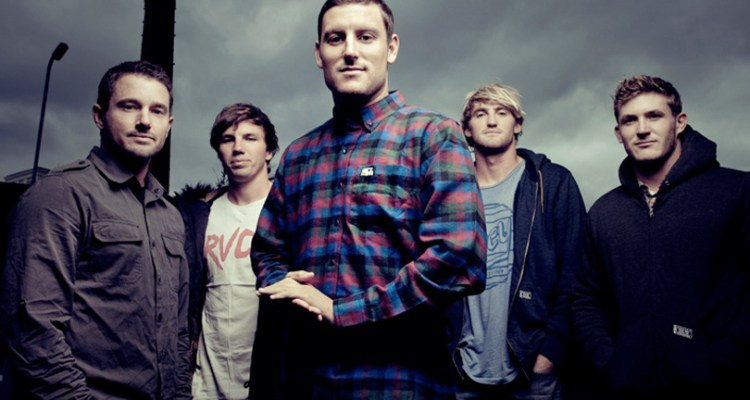 Chaos Delivery Machine, Parkway Drive, Pianos Become the Teeth, Rogers